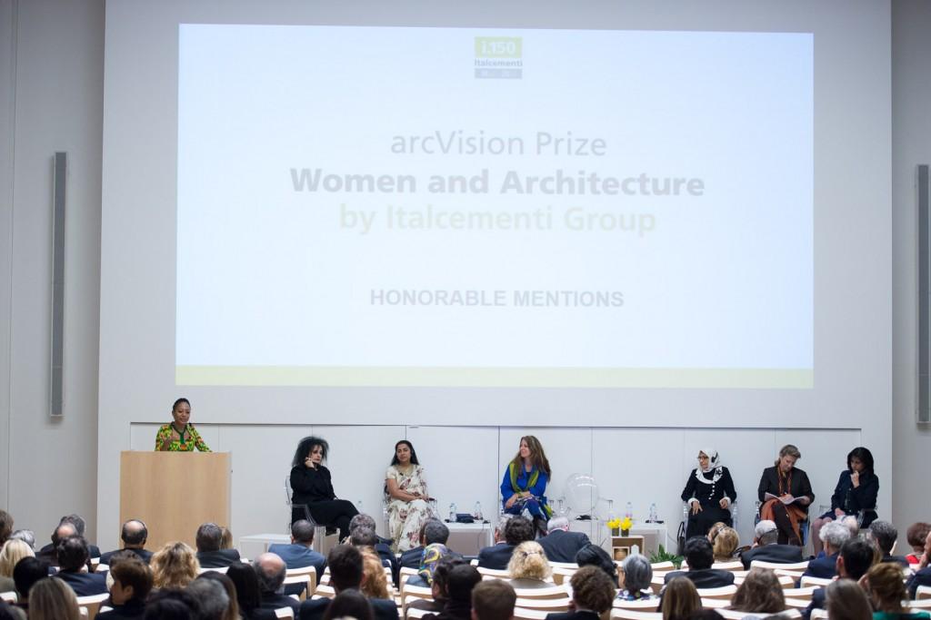 arcvision prize 2014 premiazione