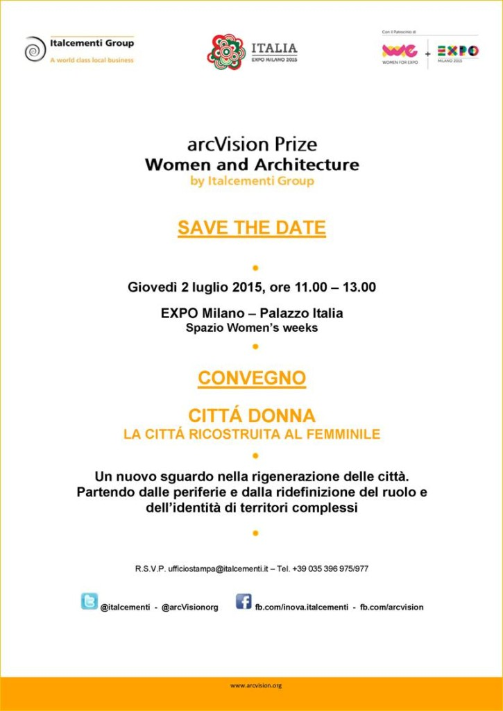 save the date citta donna