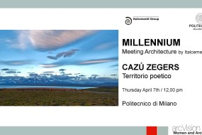 CAZU ZEGERS: MILLENNIUM MEETINGS WITH ARCHITECTUERE SECOND EDITION